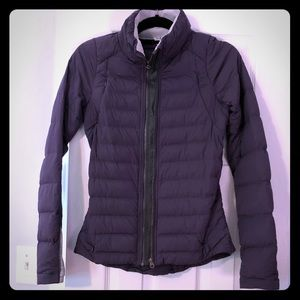 Lululemon Fluffed Up Nightfall down jacket 4